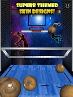 Screenshot of Basketball Arcade Game