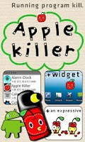 Screenshot of Apple TaskKiller