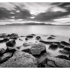 waiting answer by Firdaus Exia - Landscapes Beaches (  )