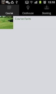 Horncastle Golf Club - screenshot