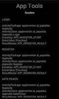 Screenshot of App Inventor Tools