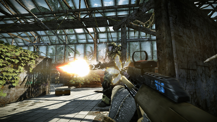 Warface aiming for a full release on Xbox 360 later this month