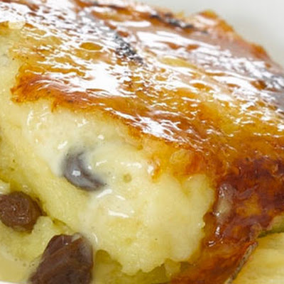 Bread And Buttery Pudding