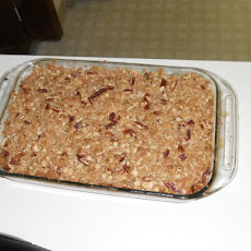 Kittencal's Apple Crisp Dessert