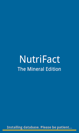 NutriFact :: Minerals