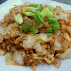 Mom's Yakisoba(Japanese fried noodles)