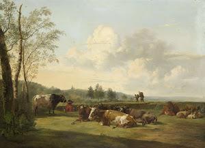 RIJKS: Pieter Gerardus van Os: painting 1816