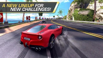 Screenshot of Asphalt 7: Heat