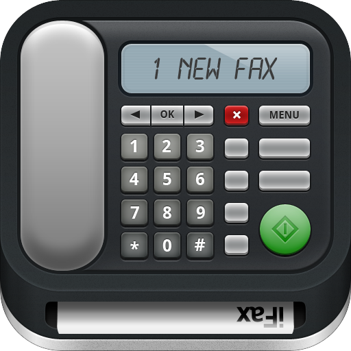 iFax - Send & Receive Faxes LOGO-APP點子