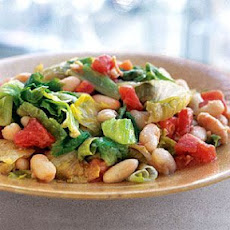 Escarole with Cannellini Beans