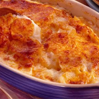 Baked Alfredo Potatoes Recipes