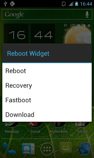 玩工具App|Reboot Widget for Root User免費|APP試玩