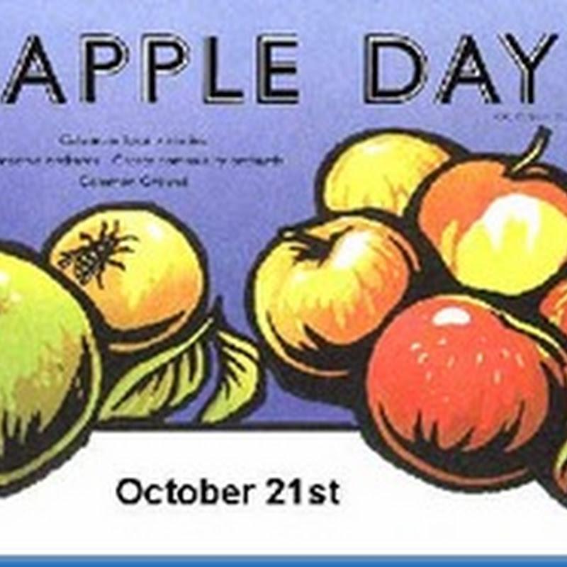 Día de la Manzana