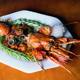 LObster by Rakesh Syal - Food & Drink Plated Food