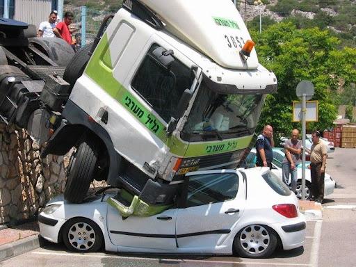 Foto Kecelakaan Lalu Lintas Di Jakarta