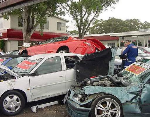 Foto Kecelakaan Lalu Lintas Tragis