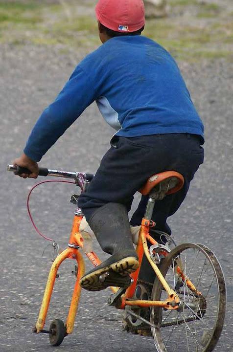 hal gila, sepeda kocak, sepeda