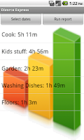 Screenshot of Chores Tracker