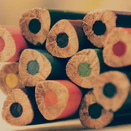 Colors of childhood. by Tushar Dudeja - Novices Only Objects & Still Life ( abstract, canon, macro, colors, textures, 60d )