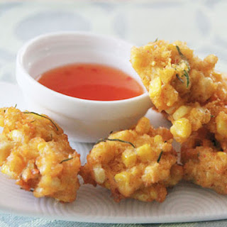 Crispy Enoki And Onion Fritters With Thai Curry Mayo Recipes ...