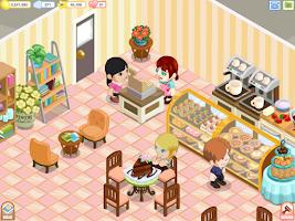 Screenshot of Bakery Story: Soccer World