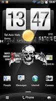 Screenshot of A7X Live Wallpaper
