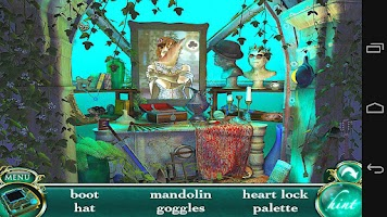 Screenshot of Empress of the Deep