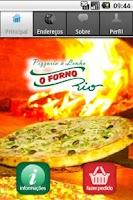 Screenshot of O Forno Rio