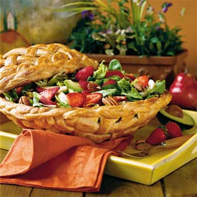 Strawberry-Chicken Salad