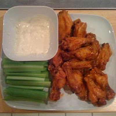 Scott's Famous Chicken Wings