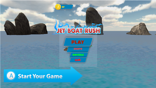 Jet Boat Racing(Speed Boating) - screenshot