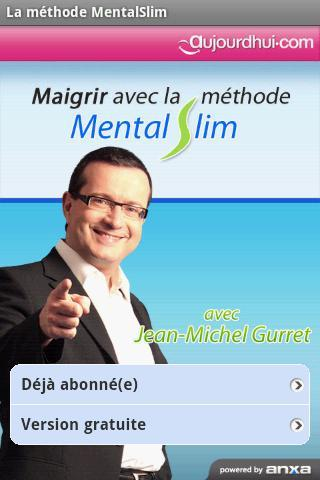 MentalSlim avec J-M Gurret
