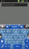 Screenshot of Gear Keyboard