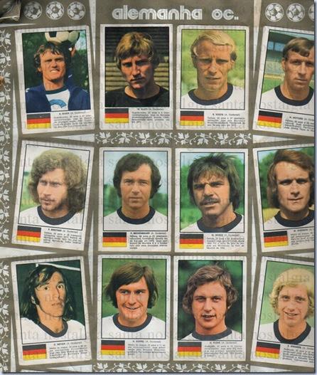 mundial 74 alemanha santa nostalgia