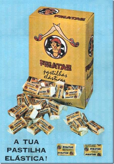 pastilhas elasticas piratas santa nostalgia