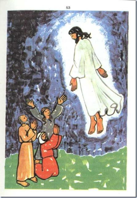 santa nostalgia catecismo a1 8
