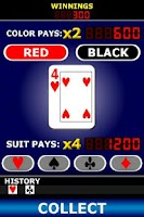 Screenshot of Pick A Pair Poker