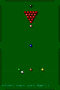 Snooker Pro - screenshot
