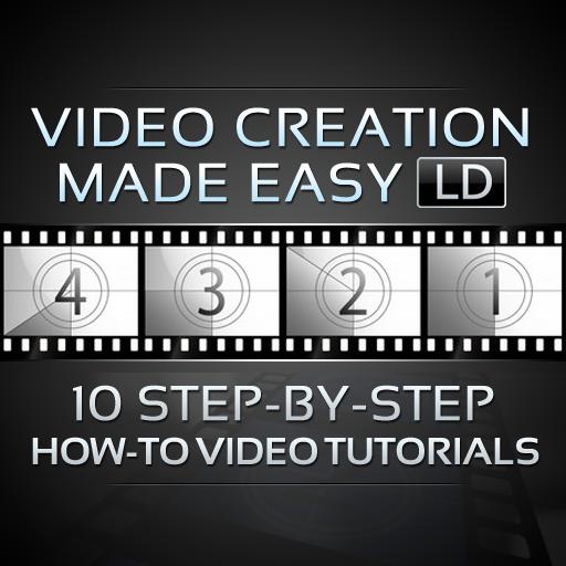 視頻製作輕鬆 LOGO-APP點子