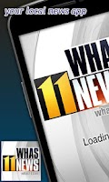 Screenshot of WHAS11 Louisville News