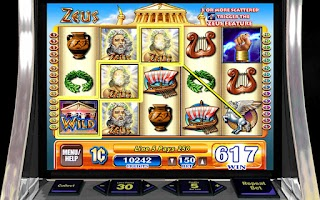 Screenshot of Zeus - HD Slots