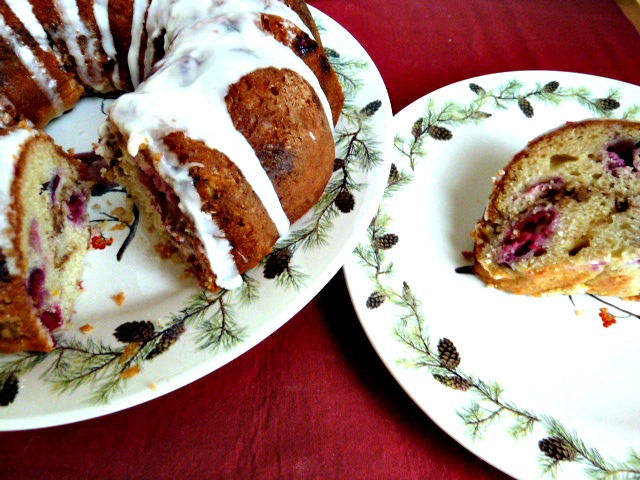 Cranberry Orange Walnut Coffee Cake with Greek Yogurt Recipe   Yummly