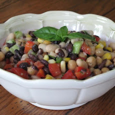Low Fat Bean Salad