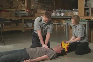 Screenshot of Home First Aid