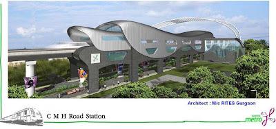 CMH Road Station (Original)