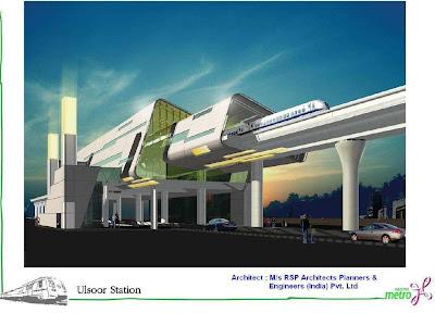 Ulsoor Station (original)