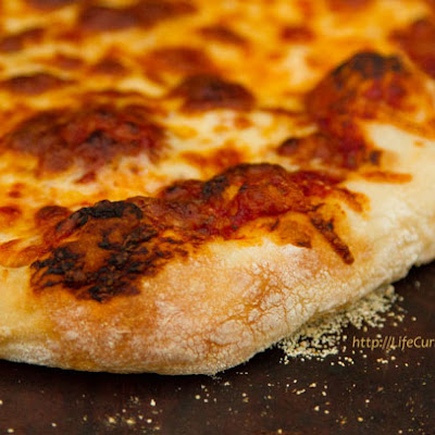 Homemade Thin Crust Pizza