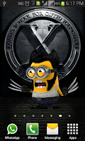 Screenshot of Parody Minions HD Wallpaper