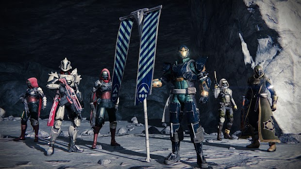 Bungie teases the full competitive multiplayer experience for Destiny
