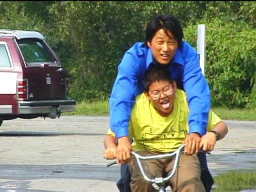 Sung Kang Daisuki: Sung = a good big brother?